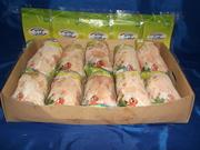 Замороженую тушку ,  полуфабрикаты та субпродукты цыпленка-бройлера